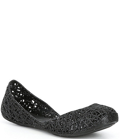 MEL By Melissa Girls' Campana Zig Zag Slip On Shoes Toddler