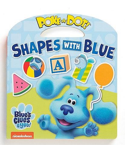 Melissa & Doug Blues Clues & You! Poke-A-Dot: Shapes with Blue