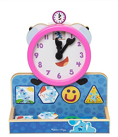 Melissa & Doug Blues Clues & You Tickety Tock Magnetic Clock