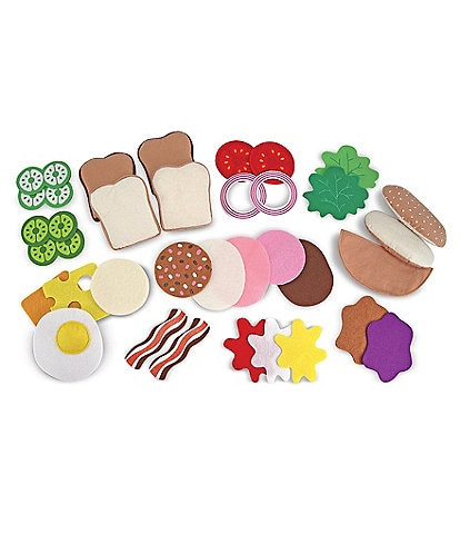 Melissa & Doug Felt Food-Sandwich Play Set
