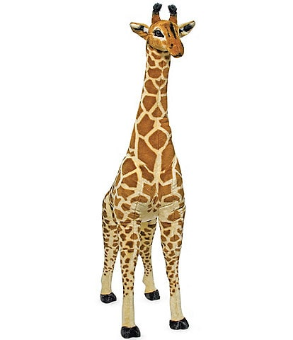 Melissa & Doug Giraffe Giant Stuffed Animal