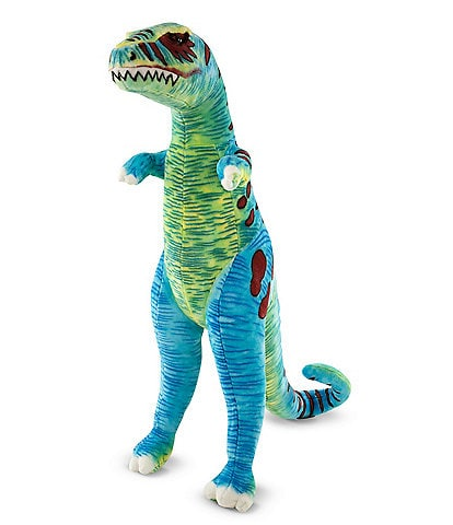 Melissa & Doug Jumbo T-Rex Plush Toy