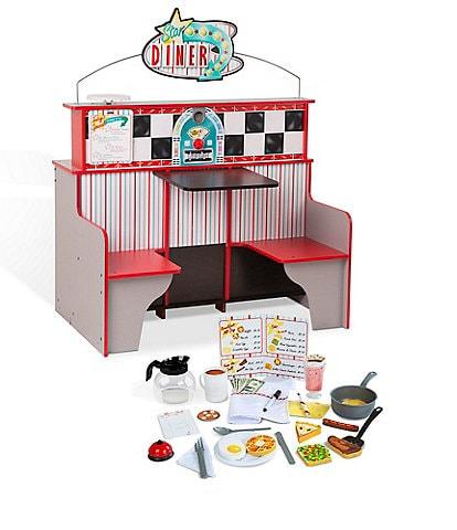 Melissa & Doug Kids Lets Play Star Diner Bundle