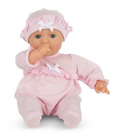 Melissa & Doug Mine to Love - Jenna 12#double; Baby Doll