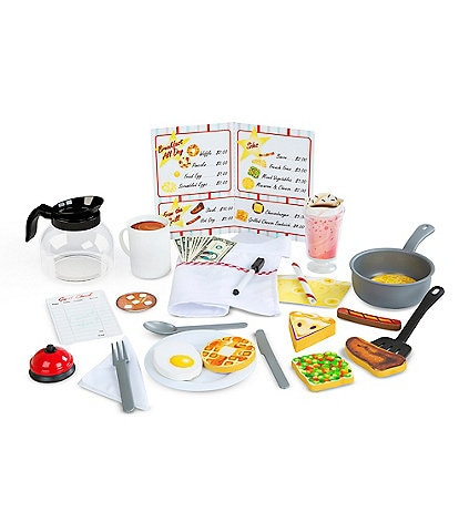 Melissa & Doug Star Diner Restaurant Play Set