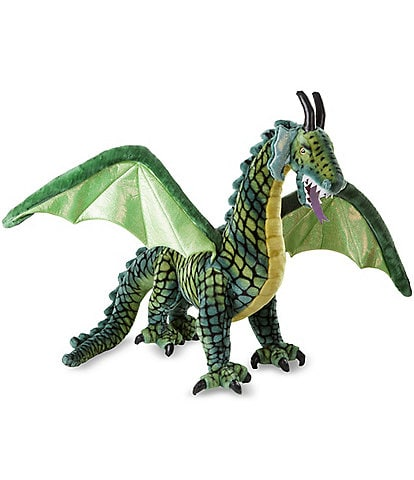 Melissa & Doug 36#double; Winged Dragon Giant Stuffed Animal