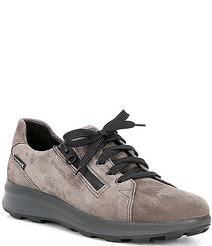 Mephisto Vally Double Zipper Water Resistant Sneakers