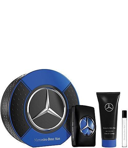 Mercedes Benz Man 3 Piece Gift Set