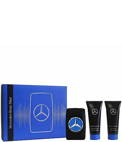 Mercedes Benz Man Gift Set