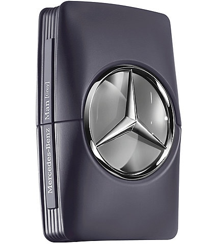 Mercedes-Benz Man Grey Eau de Toilette Spray