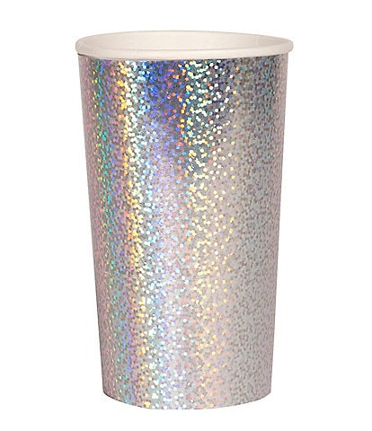Meri Meri 8-Pack Sparkle Party Highball Cups