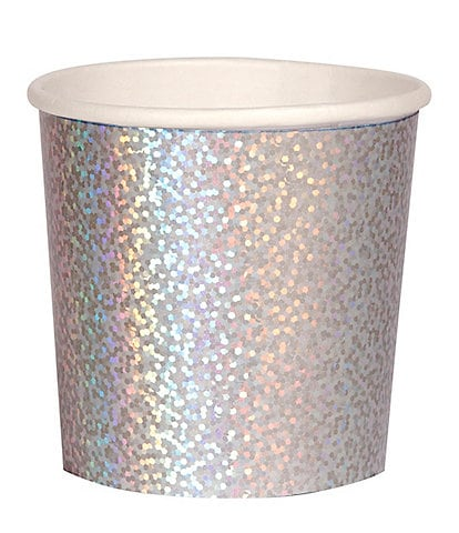 Meri Meri 8-Pack Sparkle Party Tumbler Cups