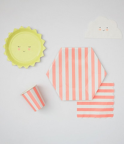 Meri Meri Baby Shower Tableware Bundle