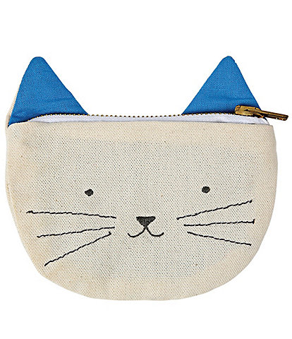 Meri Meri Girls Cat Pouch
