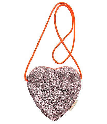 Meri Meri Glitter Heart Bag