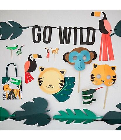 Meri Meri Go Wild Complete Party Bundle