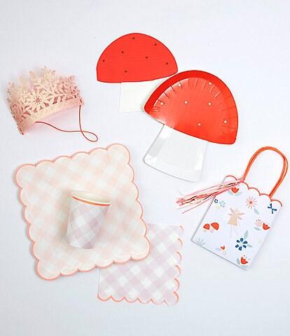 Meri Meri I Believe In Fairies Complete Tableware Party Bundle