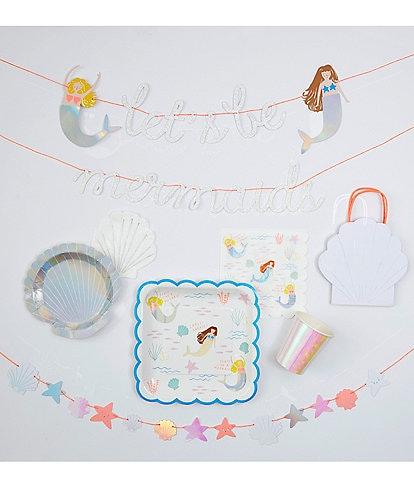 Meri Meri Let's Be Mermaids Complete Party Bundle