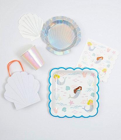 Meri Meri Let's Be Mermaids Tableware Bundle