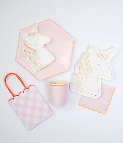 Meri Meri Pastel Unicorn Tableware Bundle