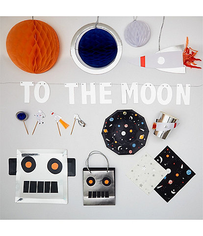 Meri Meri To The Moon Complete Party Bundle
