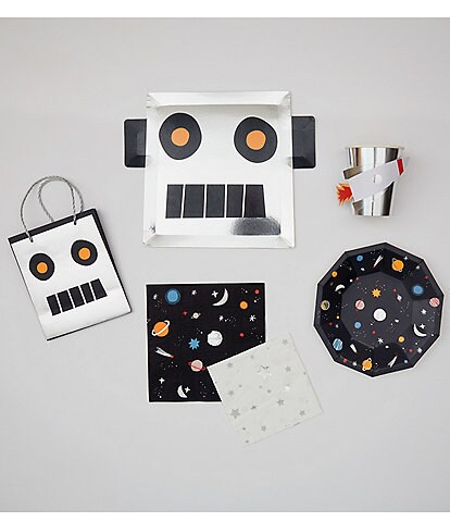 Meri Meri To The Moon Tableware Bundle
