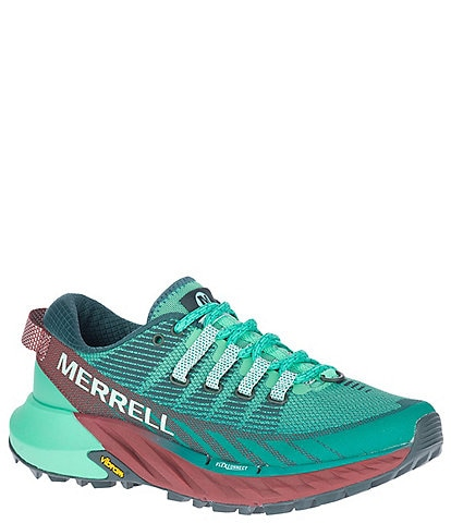 Merrell Agility Peak 4 Lace-Up Trail Runners