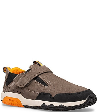 Merrell Boy's Free Jungle Moc Washable Suede Sneakers (Toddler)