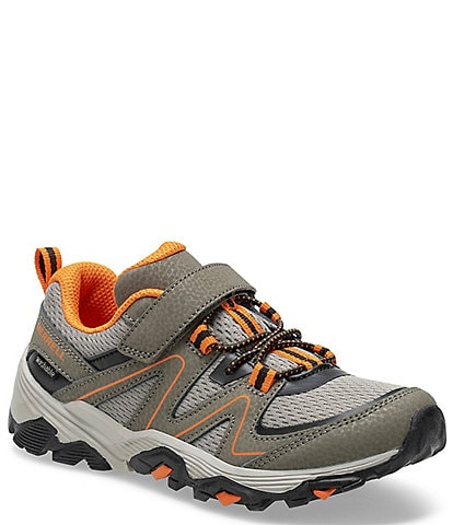 Merrell Boys' Trail Quest Leather and Mesh Sneakers Youth