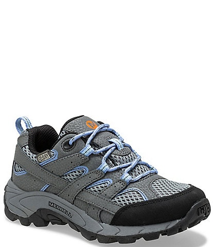 Merrell Kids' Moab 2 Low Lace Waterproof Sneakers (Toddler)