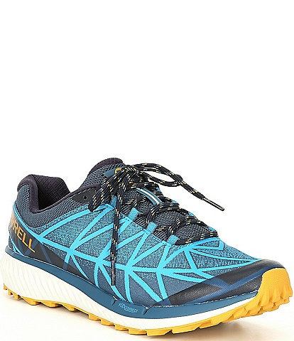 Merrell Men's Agility Synthesis 2 Lace-Up Trail Running Shoes