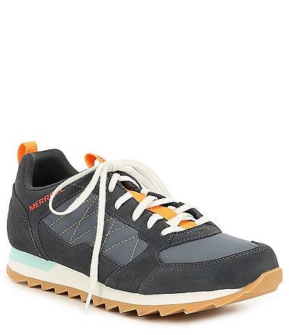 Merrell Men's Alpine Leather & Nylon Sneaker