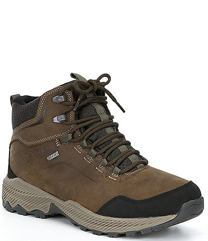 Merrell Men's Forestbound Mid Waterproof Boots