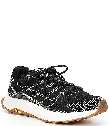 Merrell Men's Moab Flight Solution Dyed Lace-Up Sneakers