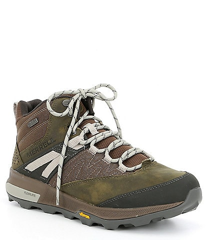 Merrell Men's Zion Mid Waterproof Sneaker