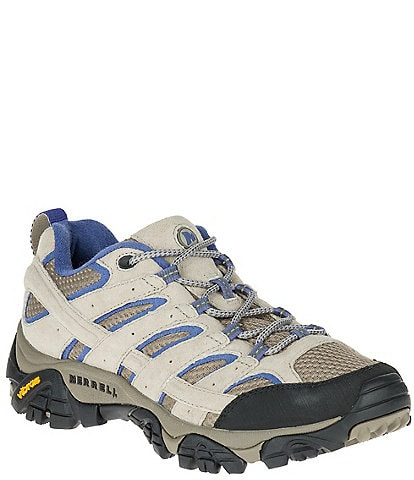 Merrell Women's Moab 2 Vent Suede and Mesh Hiking Shoes