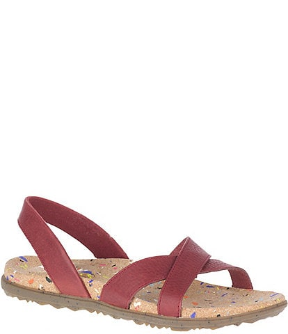 Merrell Napa Valley Sling Leather Sandals