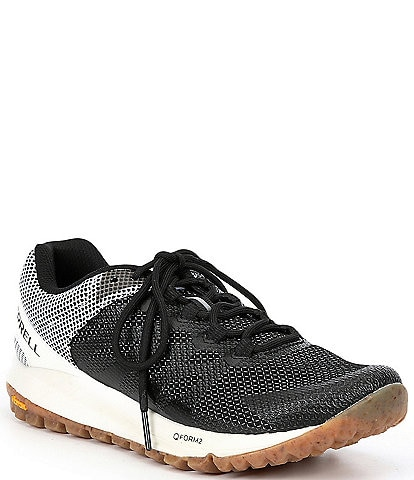 Merrell Women's Antora 2 Solution Dyed Sustainable Lace-Up Trail Runners