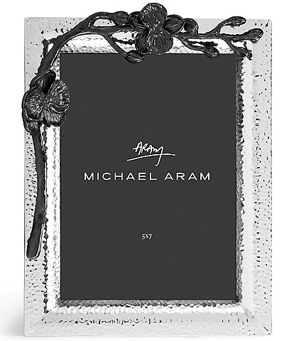 Michael Aram Black Orchid 5x7#double; Frame