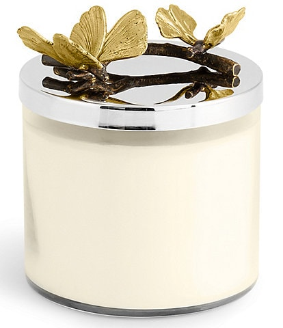 Michael Aram Butterfly Ginkgo Decorative Jar Candle