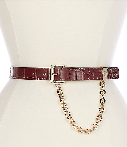 Michael Kors 1#double; Swag Chain Belt