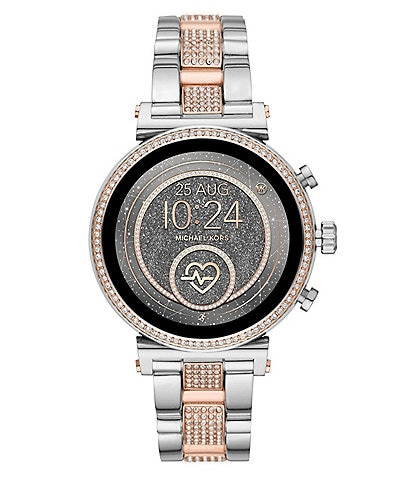 Michael Kors Access Sofie Heart Rate Touchscreen Smartwatch