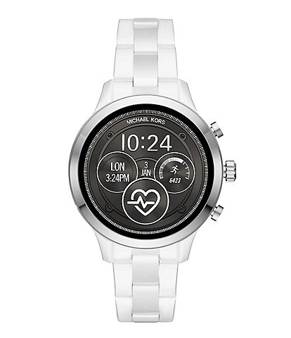 Michael Kors Access Touchscreen Smartwatch - Runway Stainless Steel Watch