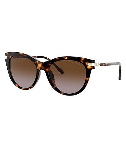 Michael Kors Bar Harbor Cat Eye Sunglasses