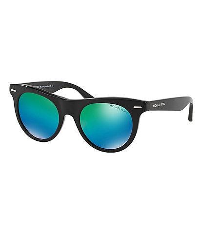 Michael Kors Black Cat Eye Sunglasses