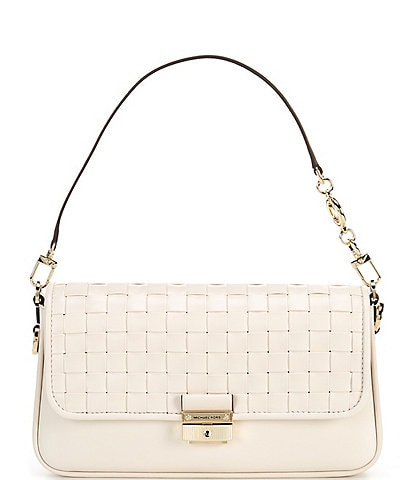 Michael Kors Bradshaw Small Leather Convertible Shoulder Bag