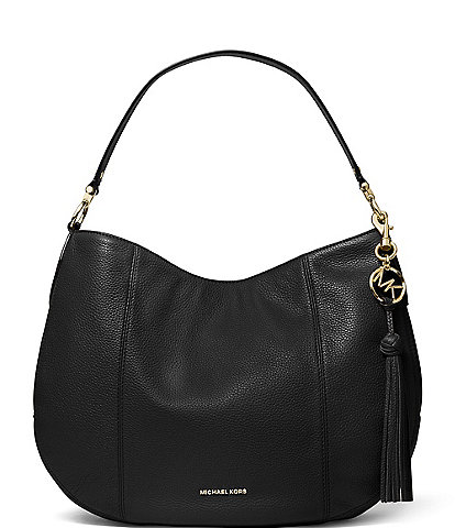 Michael Kors Brooke Large Zip Hobo Shoulder Bag