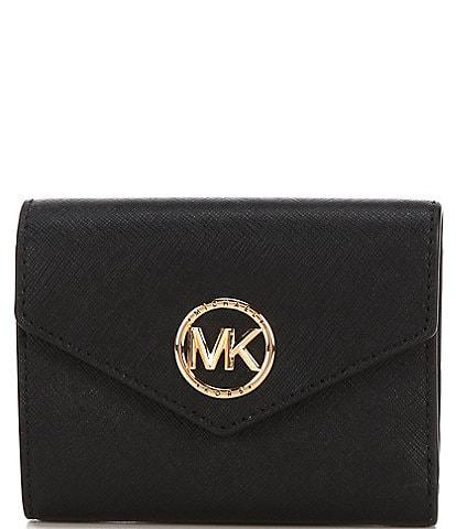 Michael Kors Carmen Medium Envelope Tri-Fold Wallet