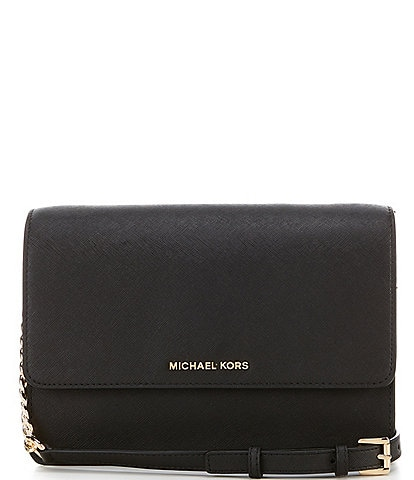 Michael Kors Daniela Large Gusset Crossbody Bag