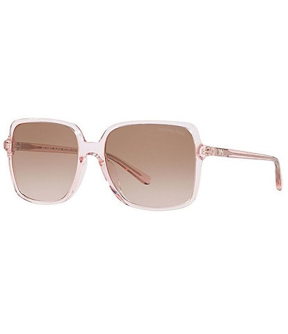 Michael Kors Isle of Palms Square Oversized Sunglasses